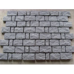 G654 grey granite pavers