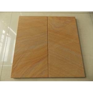 yellow sandstone tiles for wall